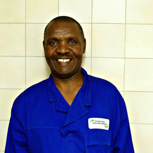 Andile Mpande : Vet Assistant