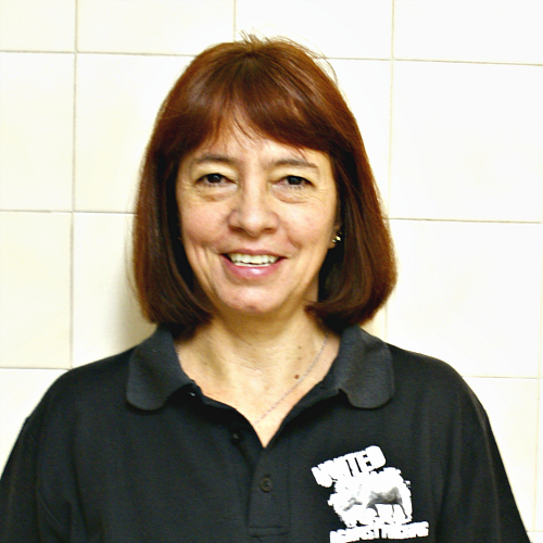 Penny Badenhorst : Receptionist