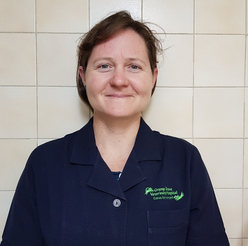 Dr. Dina Mannix : (B.V.Sc)